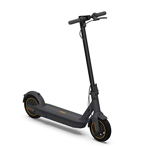 Our #2 Pick is the Segway Ninebot Max Folding Electric Scooter