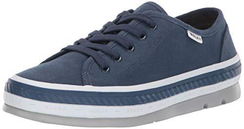 Wolky Comfort Sneakers Linda - 96830 blau Canvas - 38