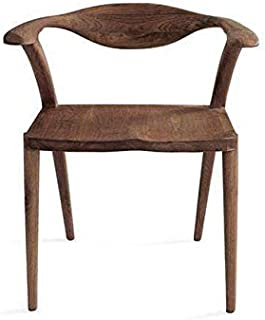 Shanghai Dining Chair by Organic Modernism - Wood Seat