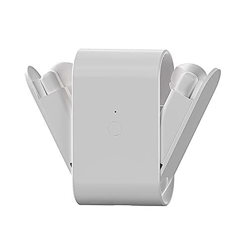 GXYGXY Auricular Bluetooth, Auricular inalámbrico P05, Auricular Bluetooth, Auricular inalámbrico para Juegos en la Oreja con micrófono con cancelación de Ruido, Utilizado para Ejercicio(Color:B)