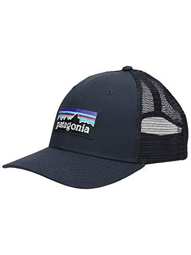 Patagonia Erwachsene Cap P-6 Logo Trucker Hat Einheitsgröße Marineblau