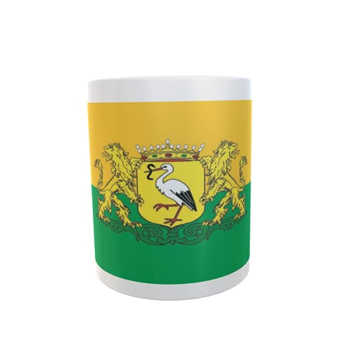 U24 Tasse Kaffeebecher Mug Cup Flagge Den Haag