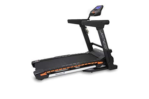 JK Fitness Tapis Roulant JK Wave Deck T5, Unisex Adulto,Nero,Unica