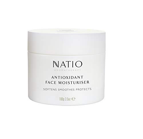 Natio Antiossidante crema idratante viso Aromaterapia 100g