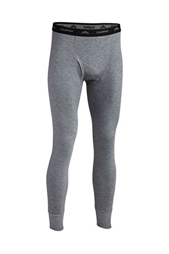ColdPruf Men's Size Platinum Ii Performance, Heather Grey, Large Tall