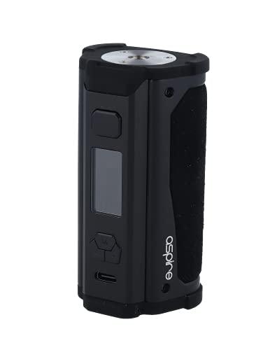 aspire RHEA 200 Watt Akkuträger, e Zigarette Box Mod, TFT Display, schwarz