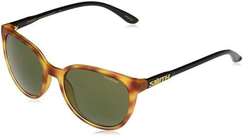 Preisvergleich Produktbild Smith Unisex-Erwachsene Cheetah L7 Sx7 54 Sonnenbrille,  Braun (Light Havana / Grey Grn Pz Cp)