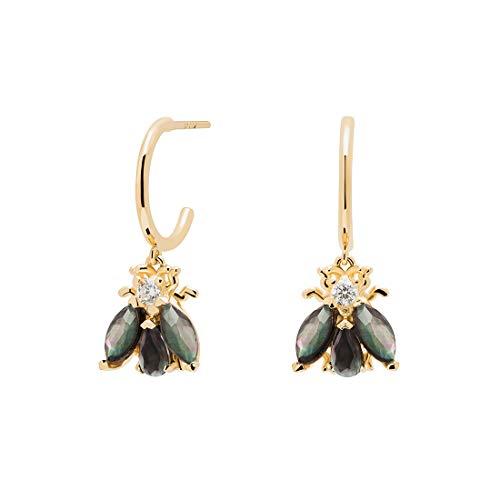 Orecchini Zaza AR01-314-U donna oro pietre