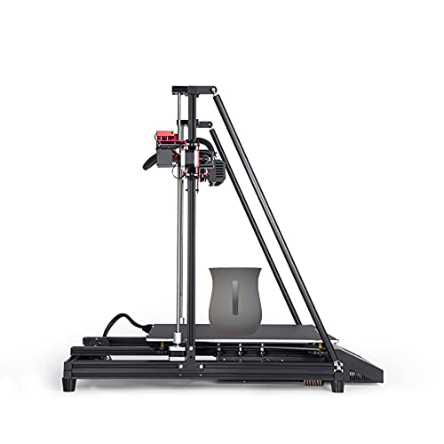 lyq CREALITY Matrix Dense Measuring Points, Accurate And Automatic Leveling,CR-10Max 3D Printer Print Size 450X450X470mm