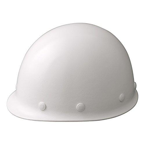 ミドリ安全 ヘルメット 一般作業用 熱場作業用 SCM RA KPなし スーパーホワイト