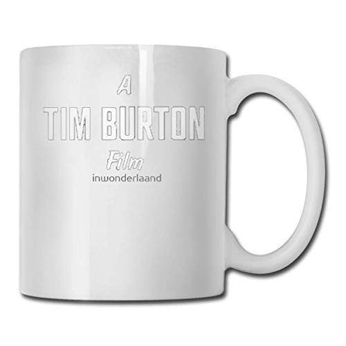 haoqianyanbaihuodian Tim Burton - Vaso de cerámica (330 ml)