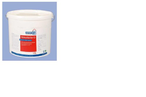 Remmers Silikatfarbe D, 15 Liter