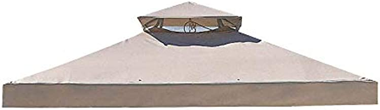 Garden Winds JCP 2010 Outdoor Oasis Gazebo Replacement Canopy Top Cover