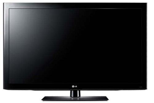 LG 42LD550 106,7 cm (42 Zoll) LCD-Fernseher (Full-HD, 100Hz, DVB-T/-C) schwarz