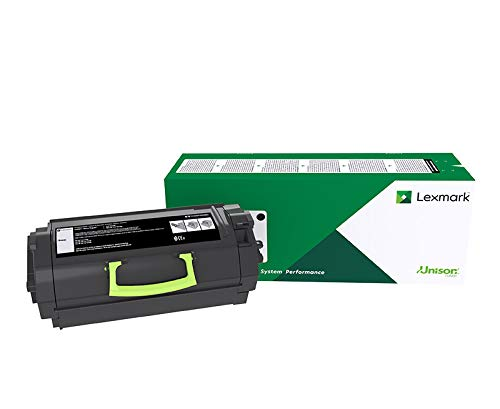 Lexmark 53B0HA0 MS817n High Yield Toner Cartridge Toner