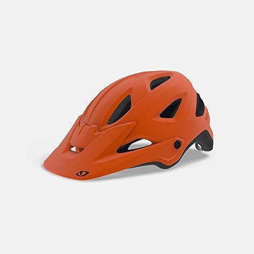 Giro Montaro MIPS Adult Mountain Cycling Helmet - Large (59-63 cm), Matte Deep Orange (2020)