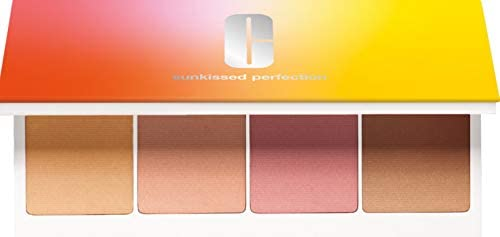 Clinique Sunkissed Perfection Palette Highlighter Blush Bronzer Powder product image
