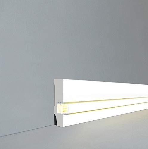 LED/Licht Fuß- u. Sockelleisten
