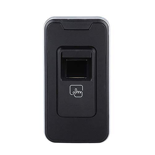 Fingerprint Lock, aluminium Intelligent Learning Fingerprint Lock voor schoenenkast, kantoorkast, schoolkasten