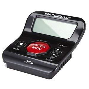 CPR V5000 Premium - Blocca chiamate indesiderate per telefono fisso