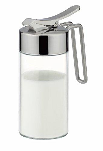Tescoma Milchkännchen, Edelstahl, Transparent/Silber, 11 x 11 x 11 cm