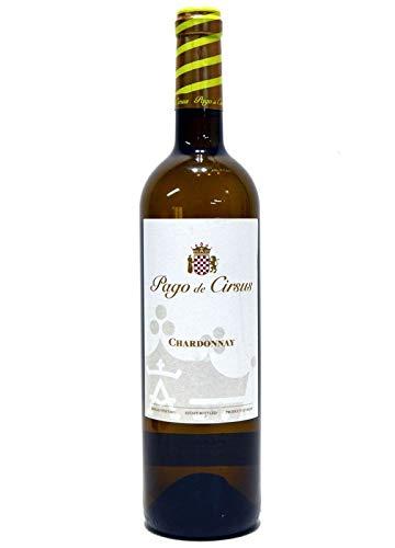 Vino Blanco Pago De Cirsus Chardonnay 75 CL