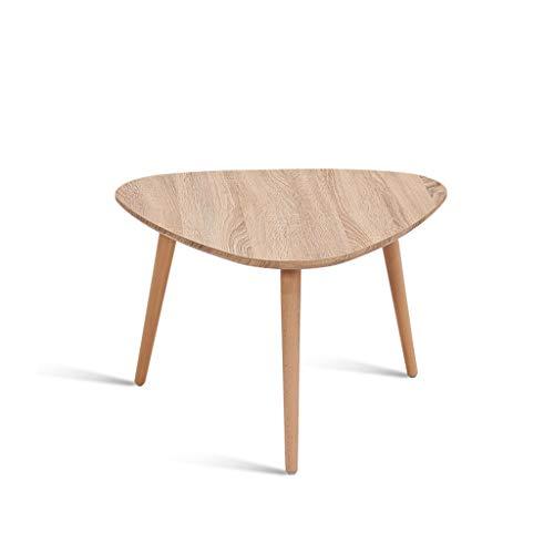 ZIJUAN Table De Triangle Inversée Salon Table De Rangement Rangement Canapé-Lit (Taille : B)
