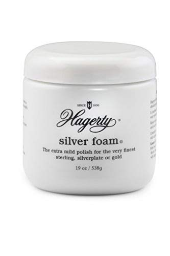 Hagerty Silver Foam Silver Cleaner, 19-Ounce