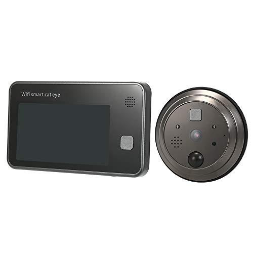 OWSOO 720P Türsprechanlage WiFi 1.0MP HD 4,3