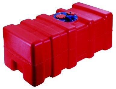 Bootskiste 70 Liter Benzintank Einbautank mit Multifunktionsplatine