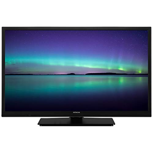 """Hitachi 24HE2100 – El mejor televisor de 24"""" con sistema inteligente (Smart TV)"""