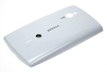 Orig. Ersatzteil Sony-Ericsson Xperia mini Pro SK17i Akkufachdeckel White