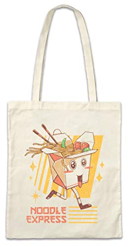 Urban Backwoods Noodle Express Boodschappentas Schoudertas Shopping Bag