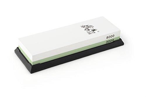 Doppio cote a grana 3000/8000 – Combinazione pietra per affilare, 6951258909147