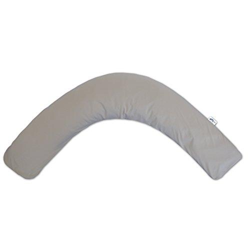 Theraline 52024202/le confort Coussin dallaitement avec housse en jersey Gris 180/cm