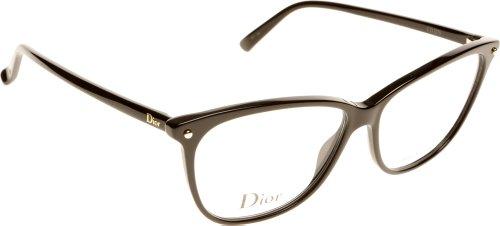 Dior Für Frau Cd3270 Black Kunststoffgestell Brillen, 55mm
