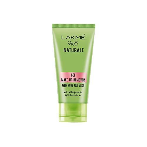 Lakmé 9To5 Naturale Gel Makeup Remover, 50 g