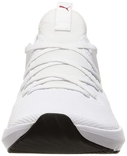 Puma Pure XT, Zapatillas de Entrenamiento Hombre, White Black Urban, 45 EU
