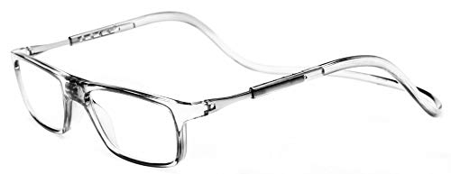 Click Magnetic Reading Glasses Clear03 175