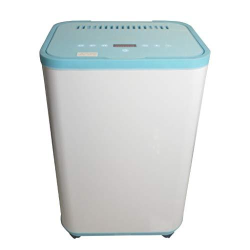 Trockner mit hoher Leistung, Kompakte Wäschetrockner-PTC-Heizung für Innen, 60L, Blau, Luftentfeuchter