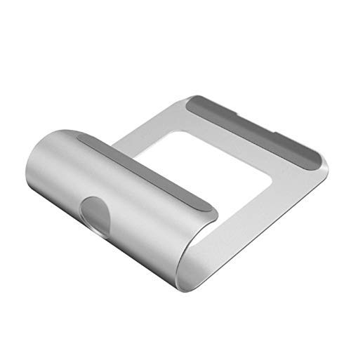 Sunjiaxingzd Reloj Herramienta de Aleación de Aluminio Portátil Radiador Soporte de Aleación de Aluminio Soporte de Ordenador Portátil Base de Refriger