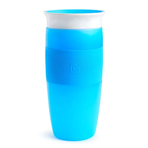 Munchkin Miracle 360 Sippy Cup, Blue, 14 Ounce