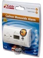Monóxido de Carbono Alarma Pantalla Digital bpsca Kidde 7DCOC–sr08612por