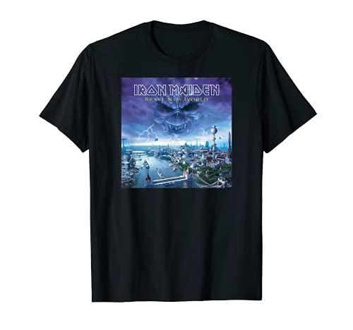 Iron Maiden - Brave New World T-Shirt