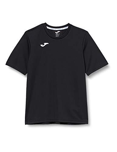 Joma Combi Camiseta Manga Corta, Hombre, Negro, XL