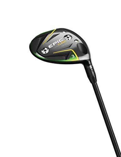Callaway Golf 2019 Epic Flash Sub Zero Fairway Wood, 3+ Wood, 13.5 Degrees, Right Hand, Project X HZRDUS Smoke 70G, Stiff Flex