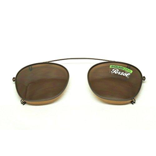 Persol, occhiali da sole da uomo PO3007C 962/83PO3007C, calibro 50