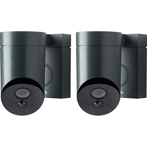 Somfy Outdoor Camera Duo Pack grijs