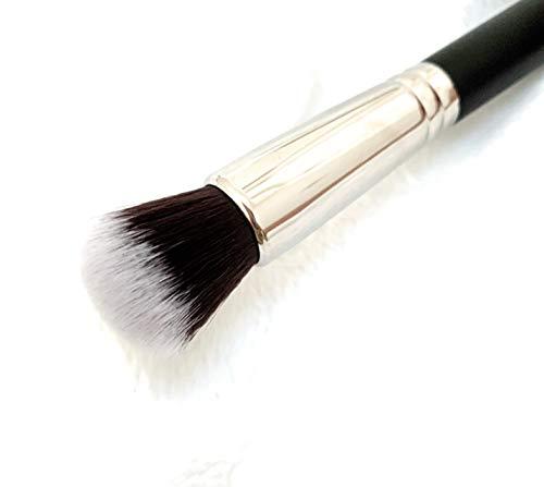 Mehliza Beauty R&M 540 Visage formateur tampon de fond de teint correcteur pinceau