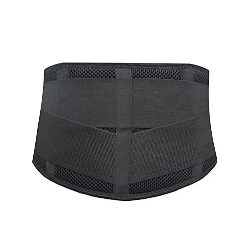 LBBL Cinturón Cintura Ejercicio, Soporte Lumbar Esponja Fija Lumbar Ventas Directas Fábrica Soporte Protección La Columna Lumbar Soporte Lumbar Gasa Malla Transpirable Cinturón cintura ejercicio